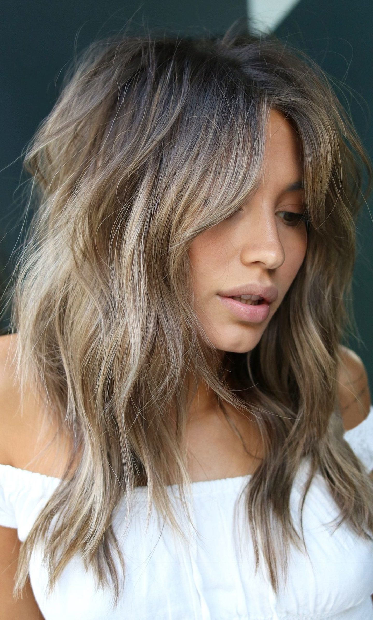 37 Hair Color Trends 2019 For Dark Skins That Make You Younger 2019 Hair Color Trends For In 2020 Summer Hair Color Summer Hair Color For Brunettes Brunette Hair Color