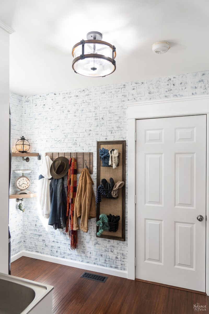 Laundry Room Makeover Reveal images