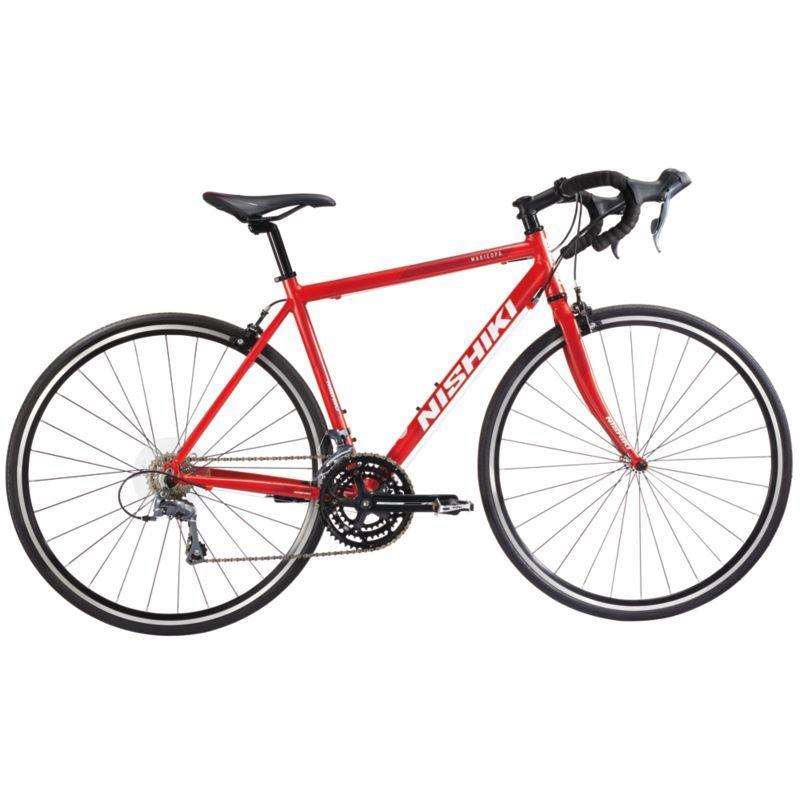 Nishiki Adult Maricopa Road Bike Red Womens Bike Cannondale Bike