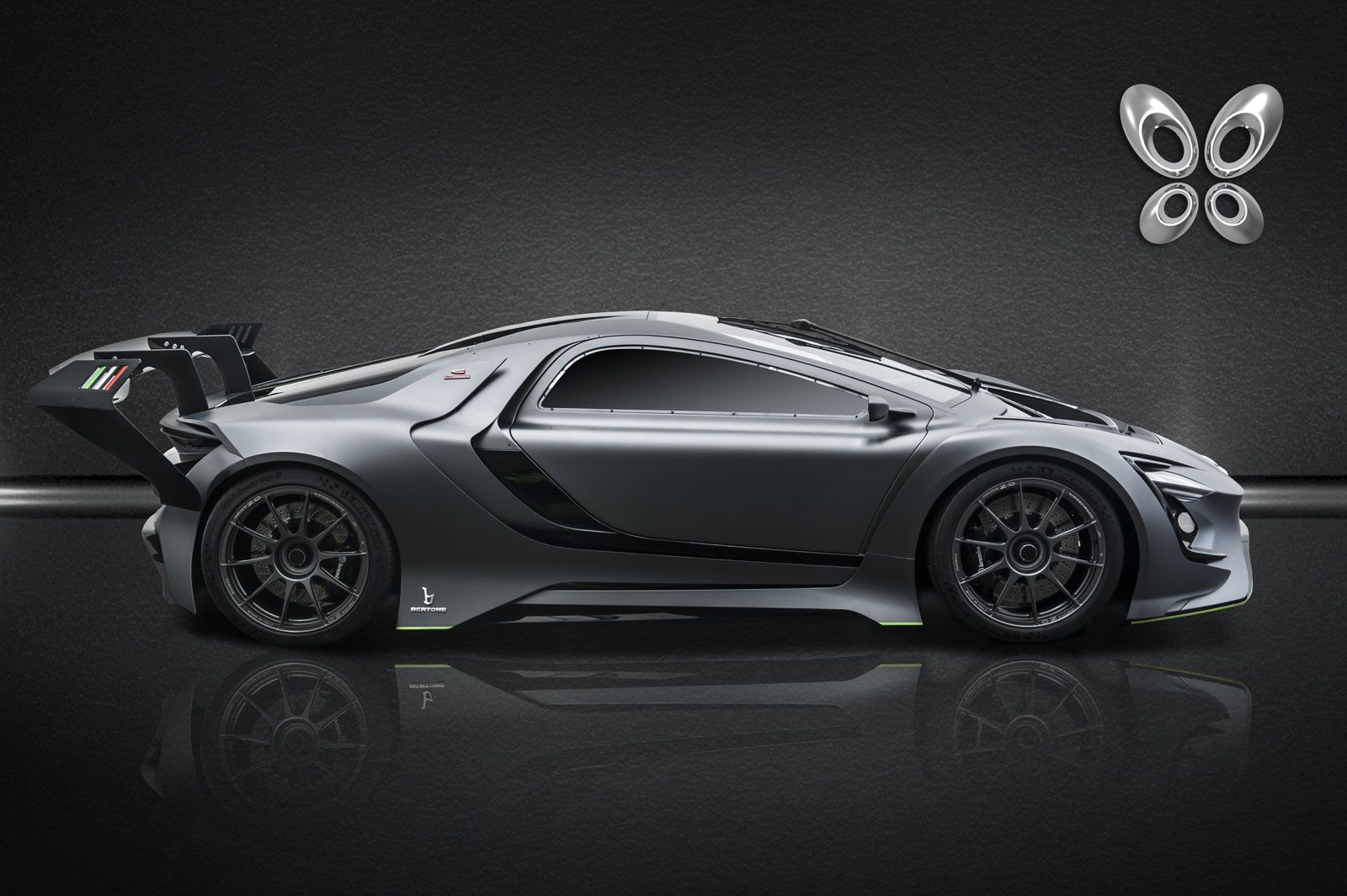 Dianche Bertone Bss Gt One Car Wallpapers Super Cars Car