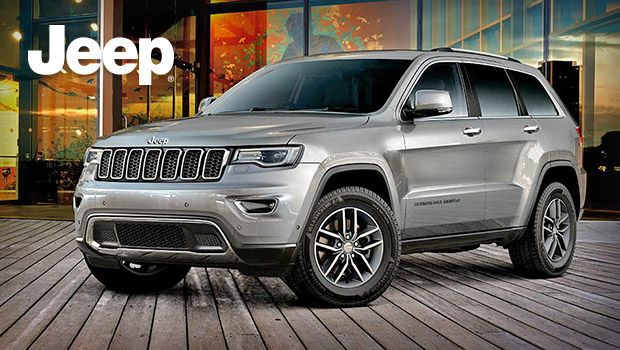 2019 Jeep Grand Cherokee Adventure Ready Suv With A Hemi V8 Engine