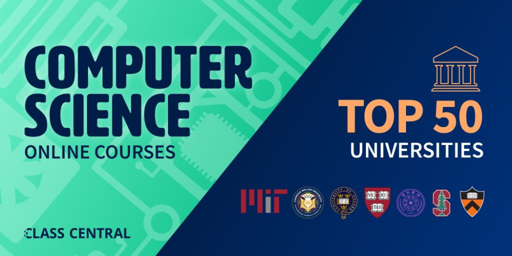 500 Free Computer Science Courses from the World's Top CS