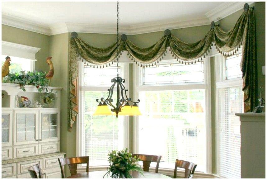 Swag window treatment ideas beautiful window treatments for Beautiful window treatments