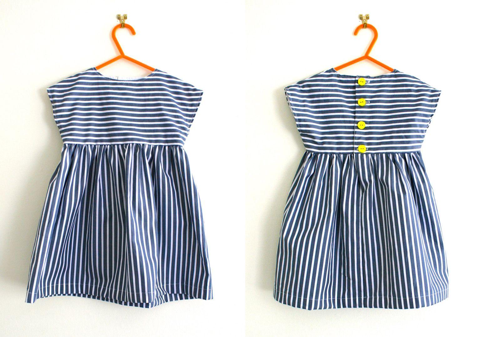 Free Toddler Dress Pattern Awesome Design