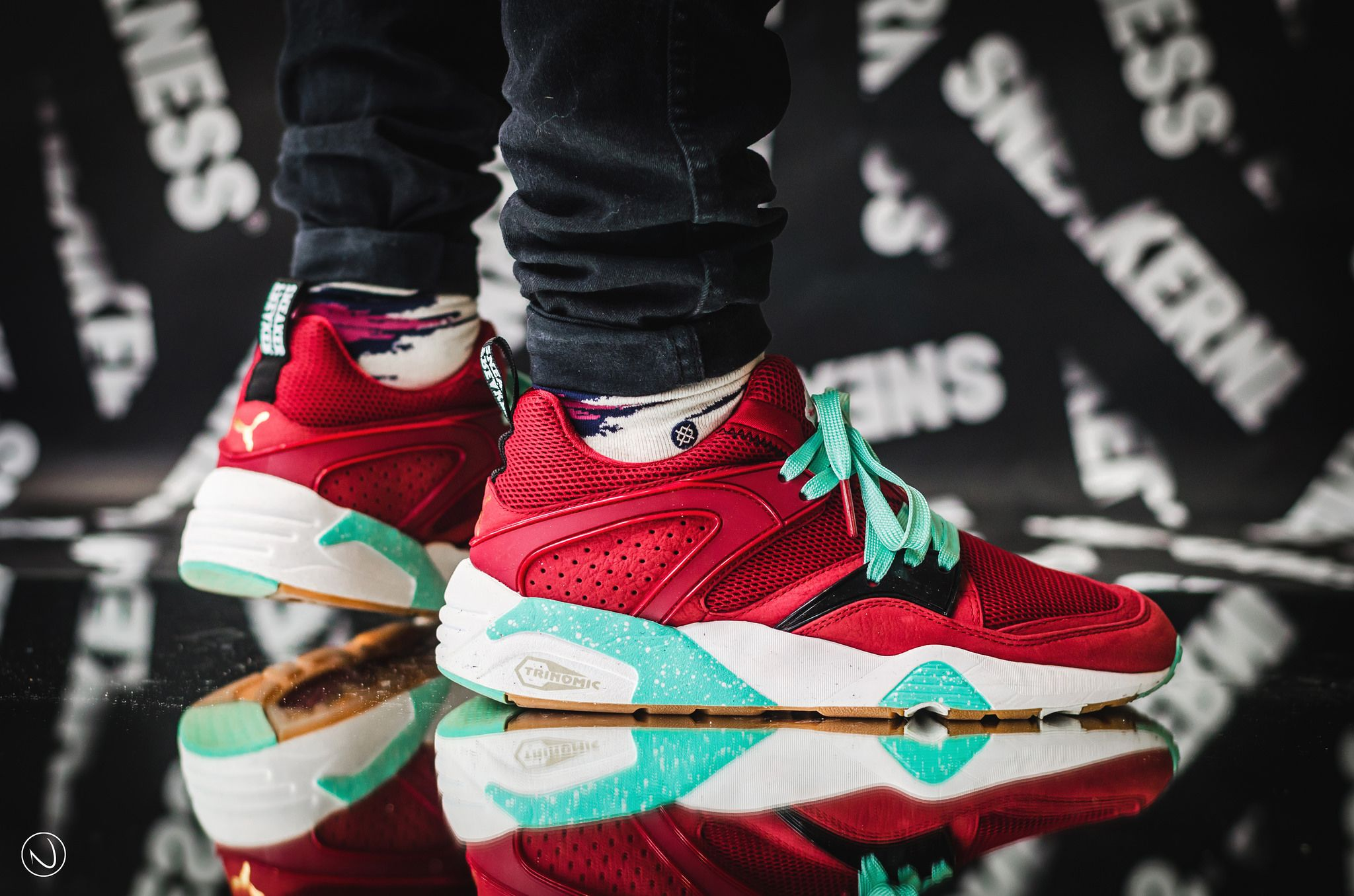 Puma Blaze Of Glory Blood Bath | Grailed