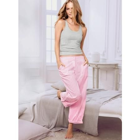 VICTORIA'S SECRET MAYFAIR TANK PJ SET