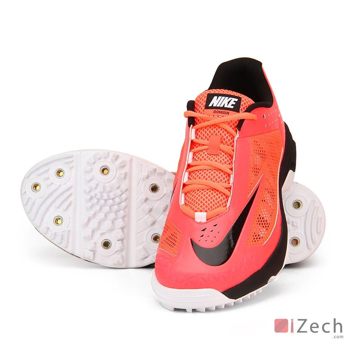 Nike Domain Pink Cricket Shoes  f09a7a364