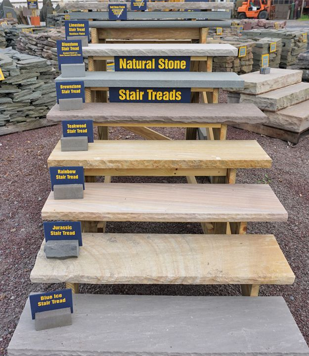 Best Stone Stair Treads 7 Different Stair Tread Options At 400 x 300