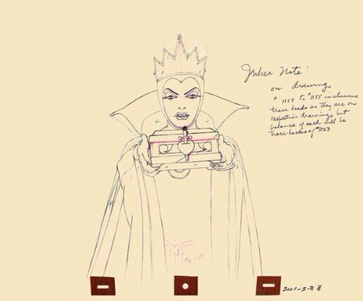 Evil Queen concept art   Concept art   Pinterest