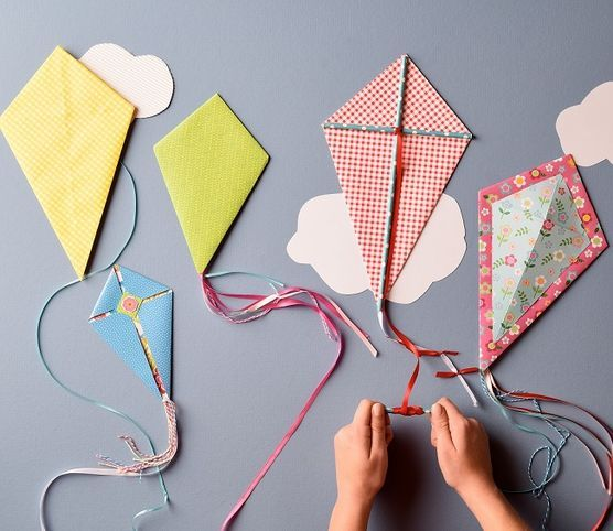 Paper Kites Movie Nights Crafts For Kids Crafts Art Activities