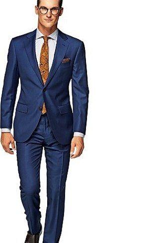 5040f63d6f Suit Supply ($$) | Men's fashion | Mens dress outfits, Suits, Men's ...