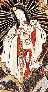 Shinto Gods Shinto Amaterasu Shintoism