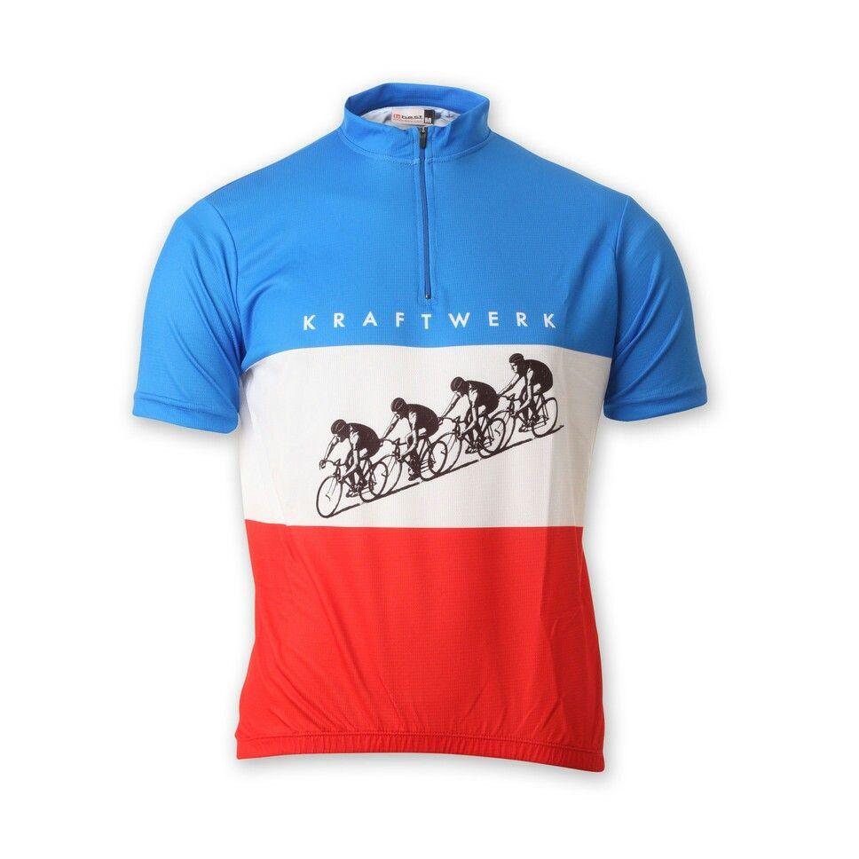 76f85cc09 Kraftwerk Tour de France jersey!