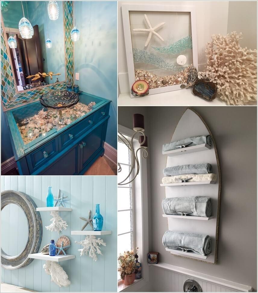 Sea Inspired Bathroom Decor Ideas Inspiration And Sea Inspired