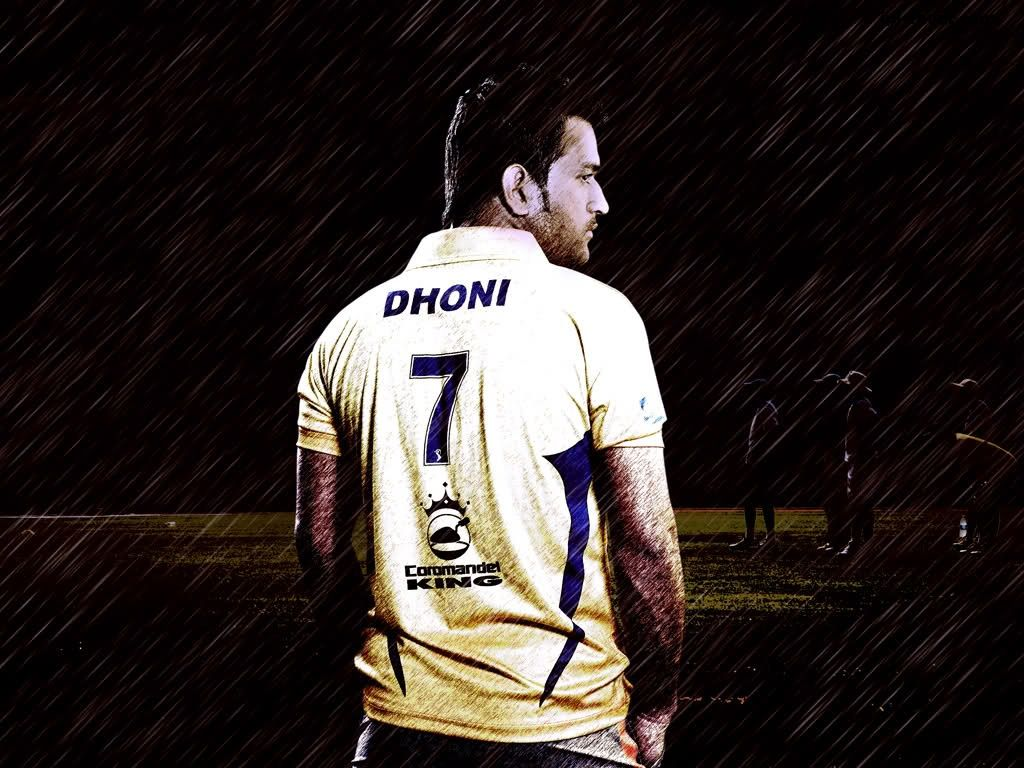 Dhoni Wallpapers, Ms