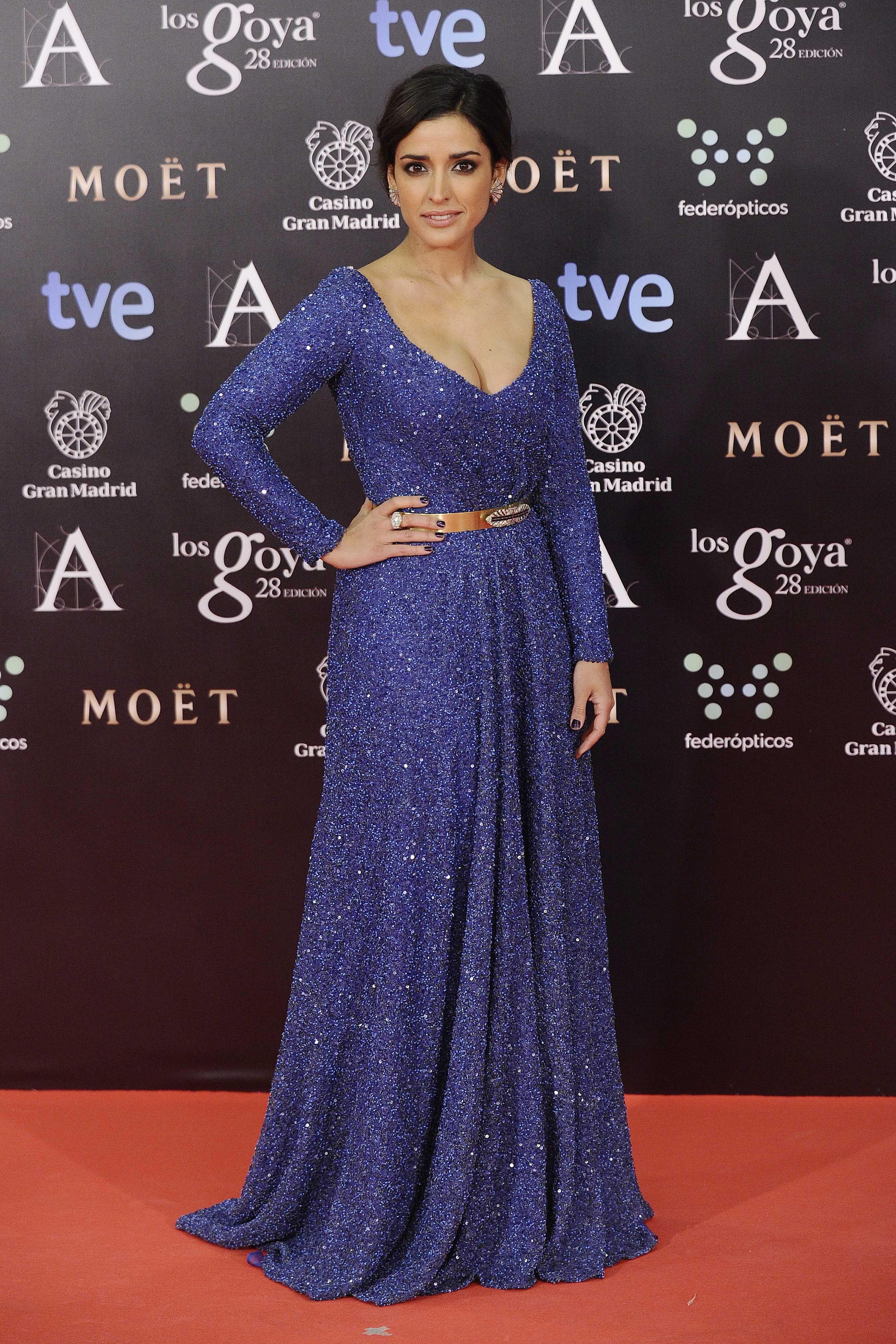 Vestidos de los Premios Goya 2014: Todos los modelos que lucieron ...