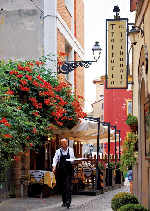 パルマの定番料理を味わえる 創業200年のお得なトラットリア|北イタリアの豊穣エリアで美食三昧|CREA WEB(クレア ウェブ)