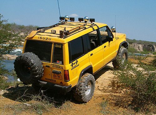 Isuzu Trooper Trucks And Off Road Trucks Cars 4x4