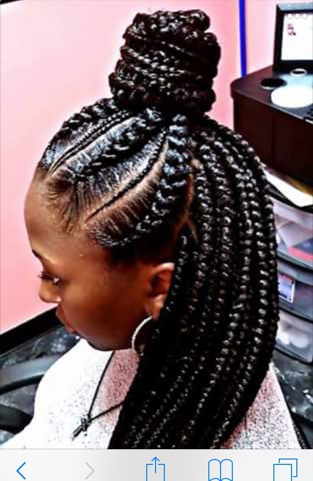 Official Lee S L A Y Y E D Braids Hair Hair Styles
