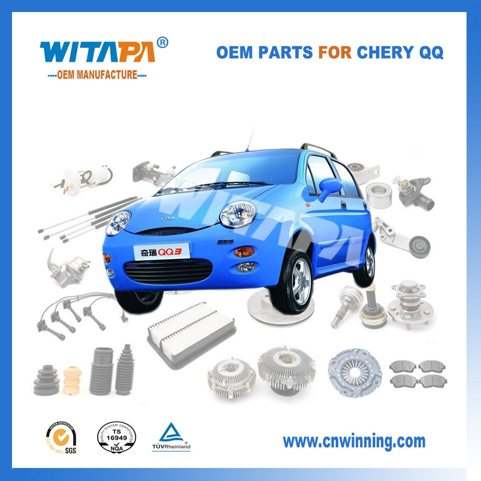 Original chery qq auto car spare parts