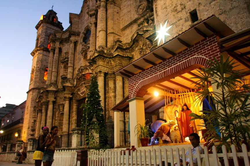 Christmas In Cuba.Christmas Around The World How The British Cubans Swiss