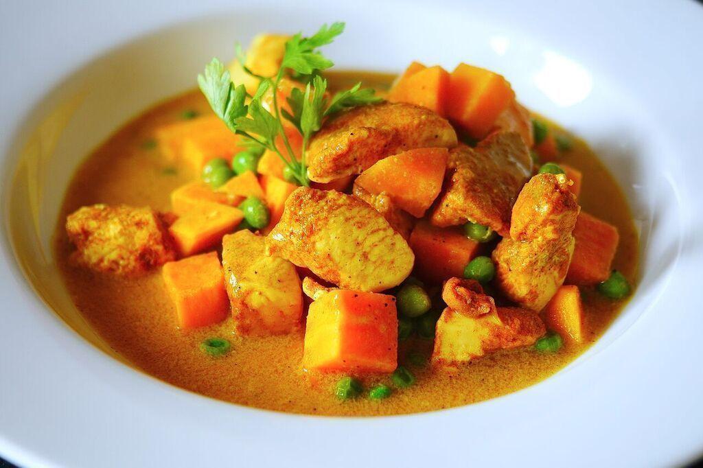 Chicken, Sweet Potato