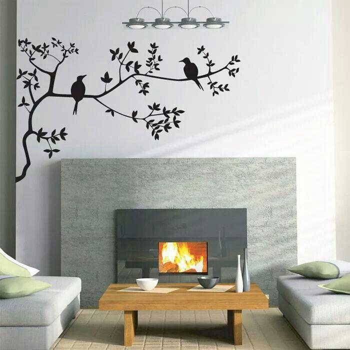 encuentra este pin y muchos ms en decoracin de interiores de decoracin en paredes