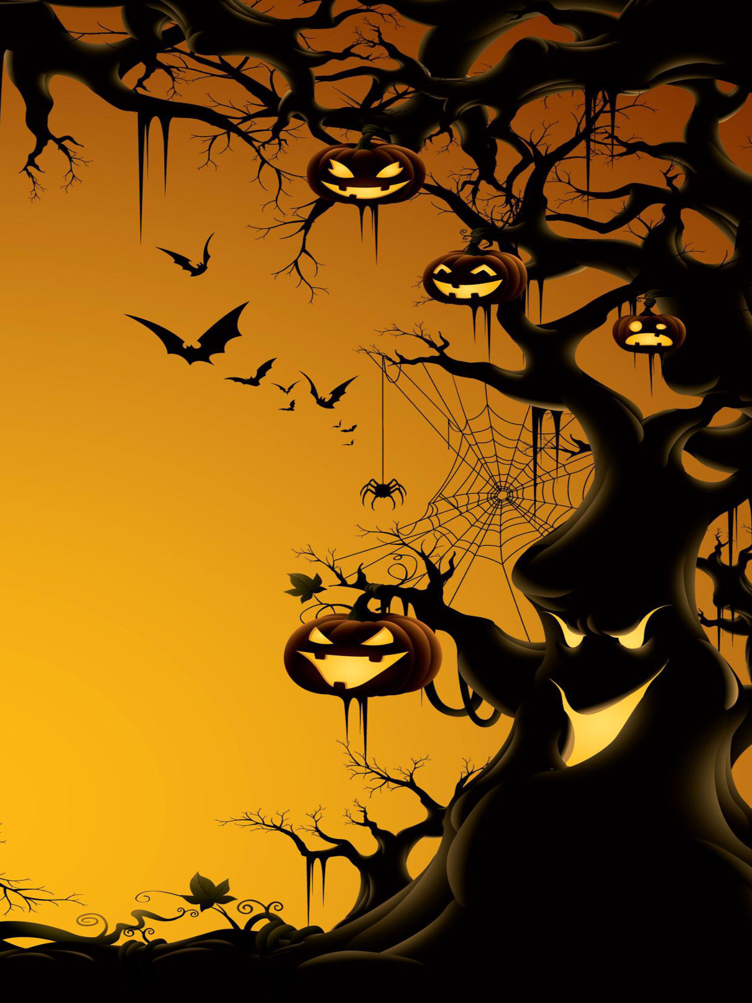 Pin by Amanda Stratton on Halloween Halloween wallpaper