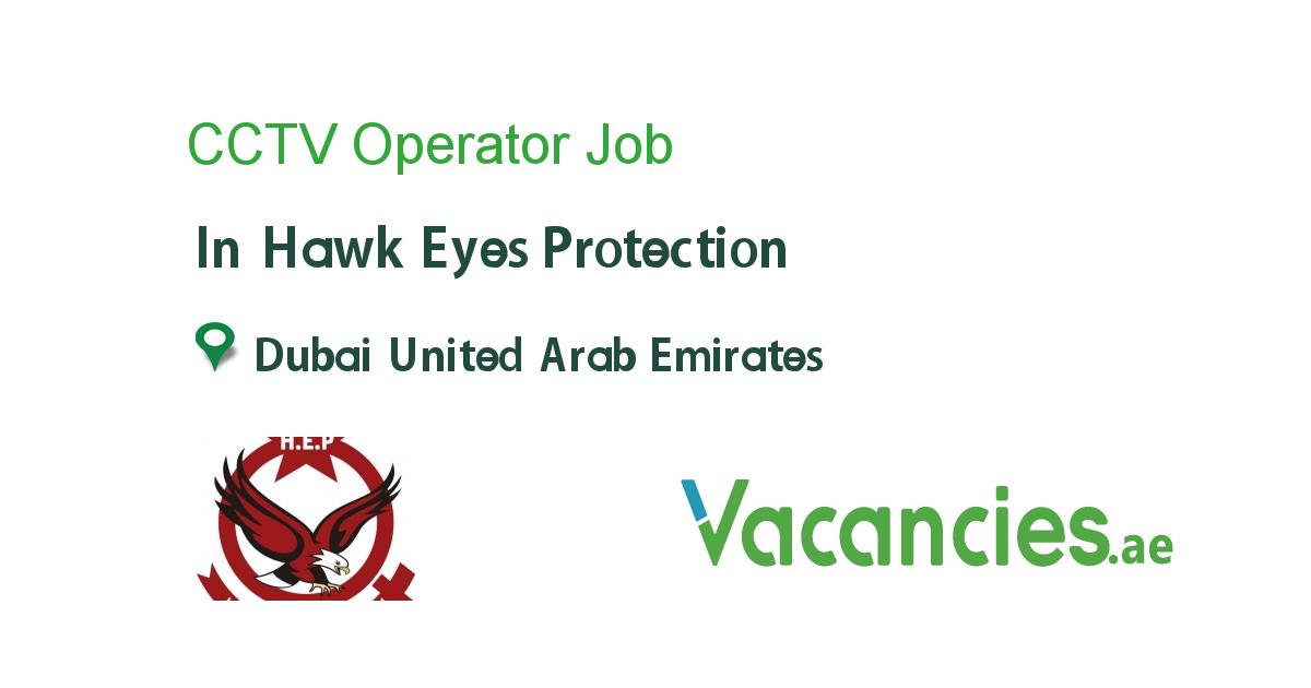 Cctv Operator In 2020 Security Guard Jobs Executive Jobs Job