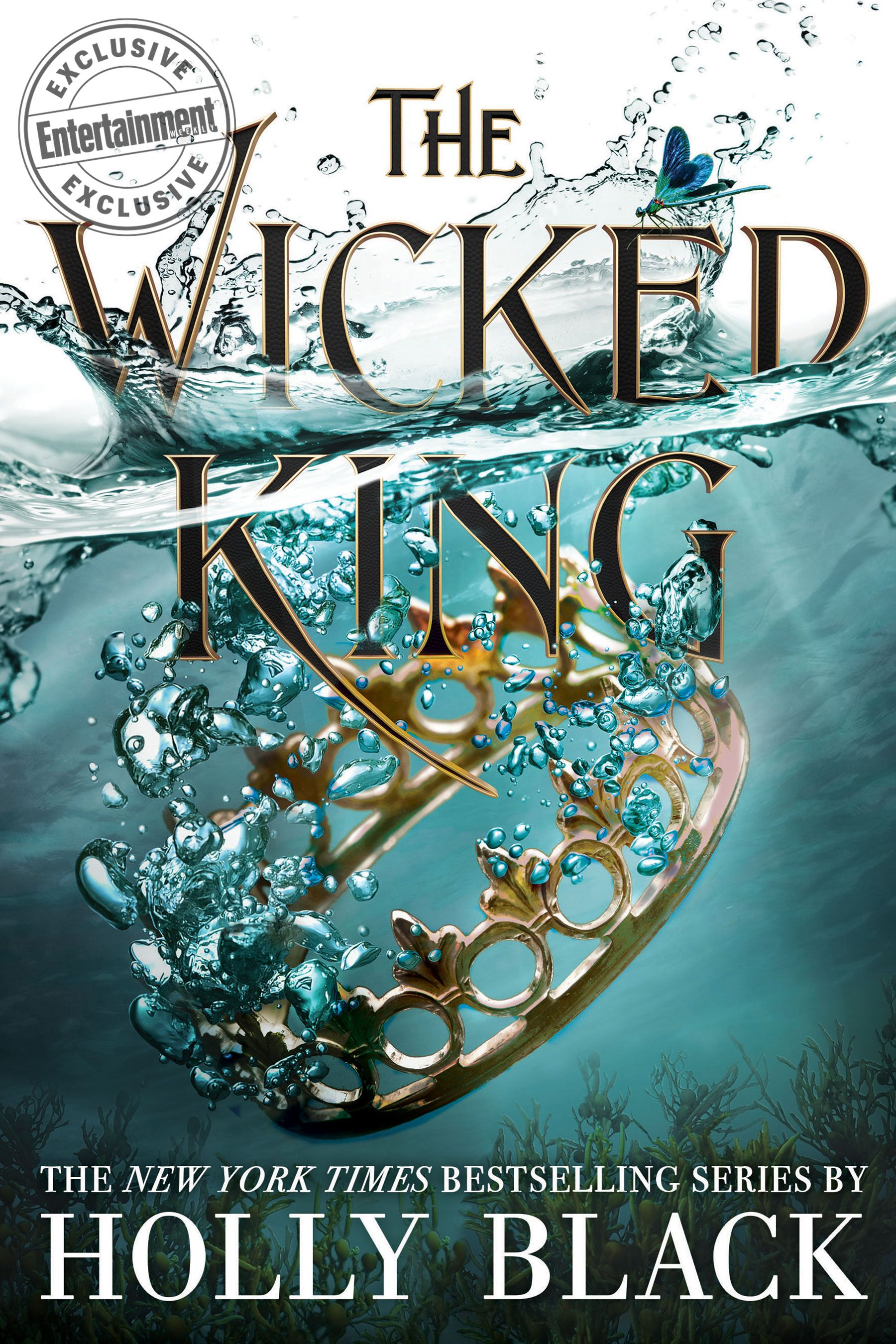 #CoverReveal The Wicked King (The Folk of the Air, #2) by Holly Black