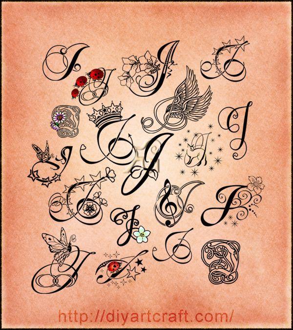 original brief tätowierungen  schrift tattoos tattoo