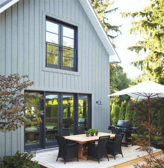 Image Result For Gray Modern Farmhouse Exterior
