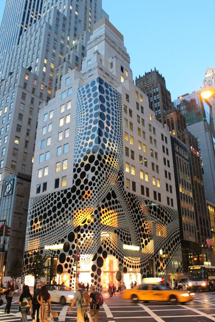 TOP 10 Shopping Spots On The 5th Avenue Louis vuitton