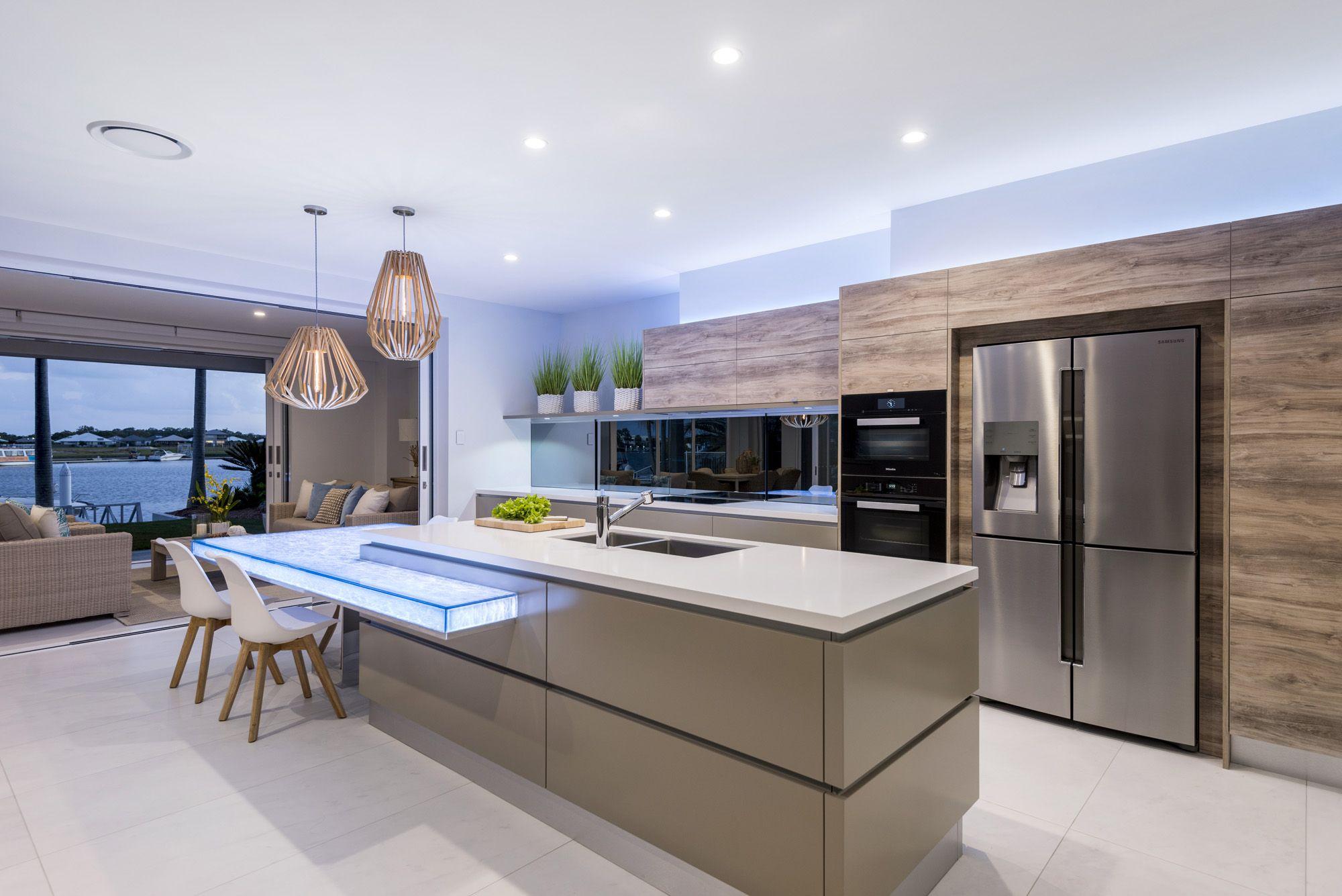 Kitchen Renovation and Design Brisbane   Kitchen, Luxury kitchen ...