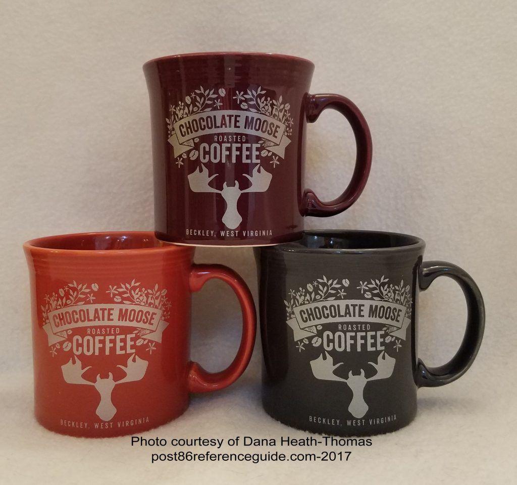 Fiesta Dinnerware Chocolate Moose Roasted Coffee Java Mug