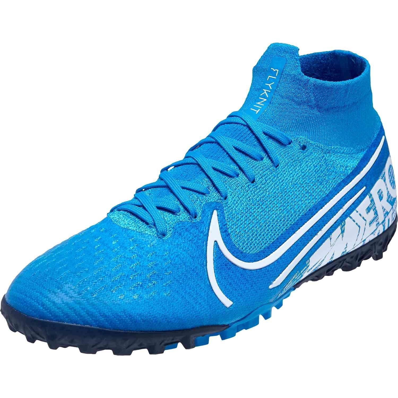 Nike Mercurial Superfly 7 Elite Tf New Lights Soccerpro Soccer Cleats Nike Superfly Soccer Cleats Nike