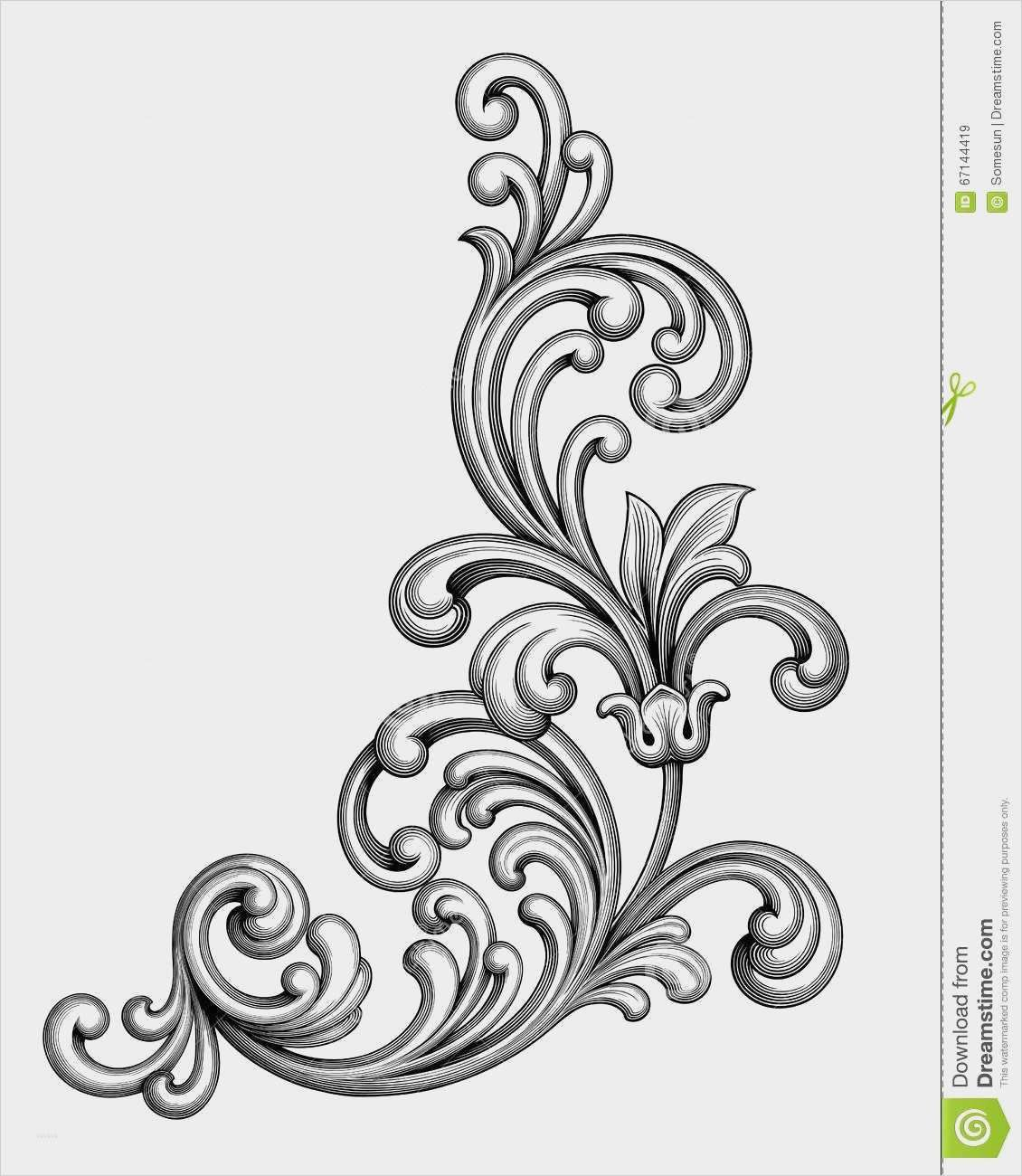 Florale Ornamente Vorlagen Kostenlos Ornamente Vorlagen Rahmen Tattoos Muster Tattoos