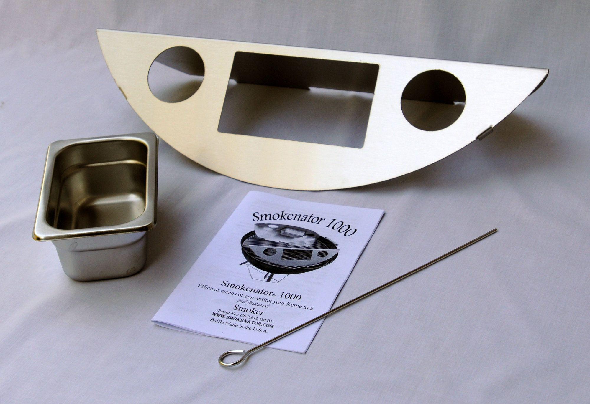 22 Smoker Box Kit For Weber Charcoal Grill Weber Charcoal Grill Meat Smoker Best Charcoal Grill