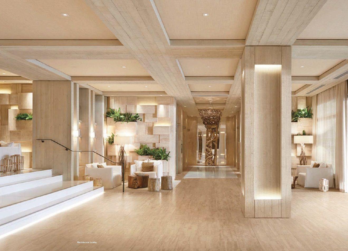 1 Hotel South Beach Lobby Google Search Hotel Style South Beach Hotels