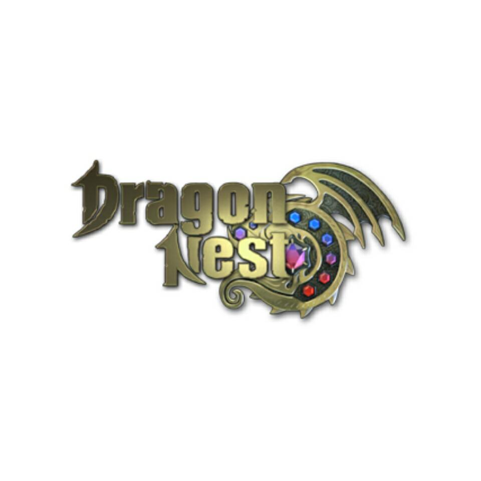Dragon Nest Logo Seni Gambar