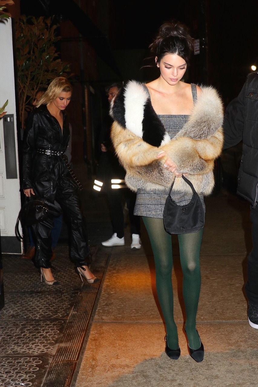 """queenkendall-jenner: """"Kendall leaving The Mercer Hotel in Manhattan - 08.02.2018 """""""