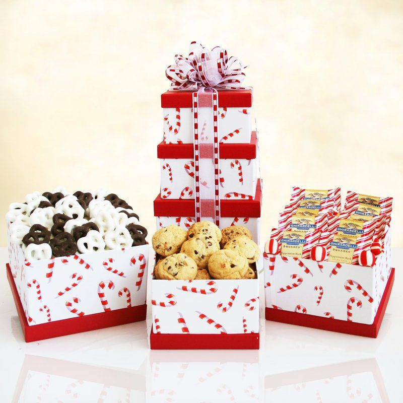 Sending candy for christmas gifts