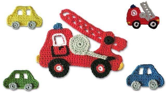 Feuerwehr Häkelanleitung Häkelmuster Bei Makerist Knitting