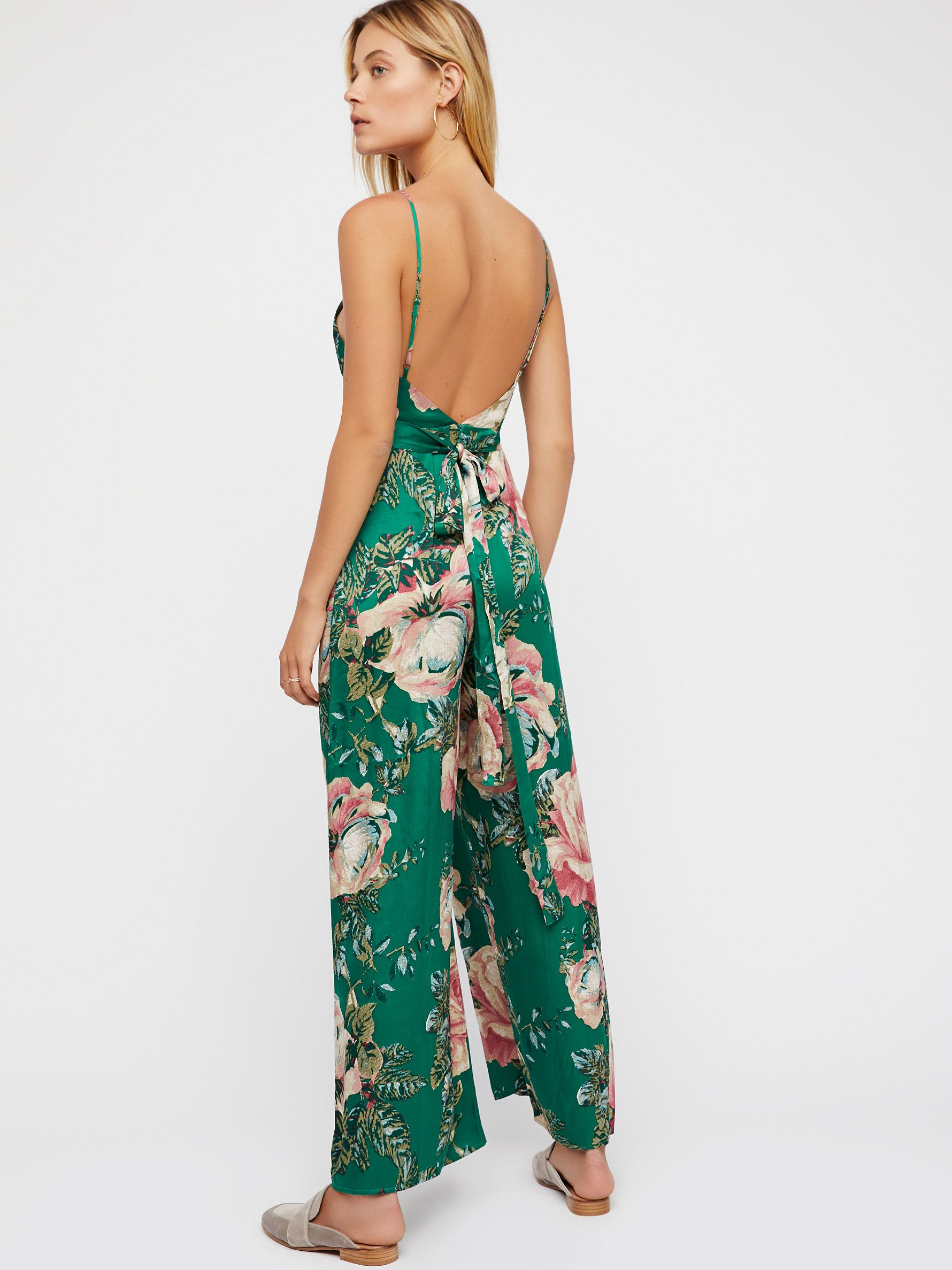 Free People Cabbage Rose Romper. Cabbage Rose Romper | Floral printed ...