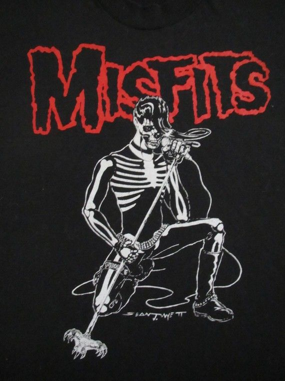 Misfits Shoes Want I Vintage T ShirtClothesamp; hsxtrQdC