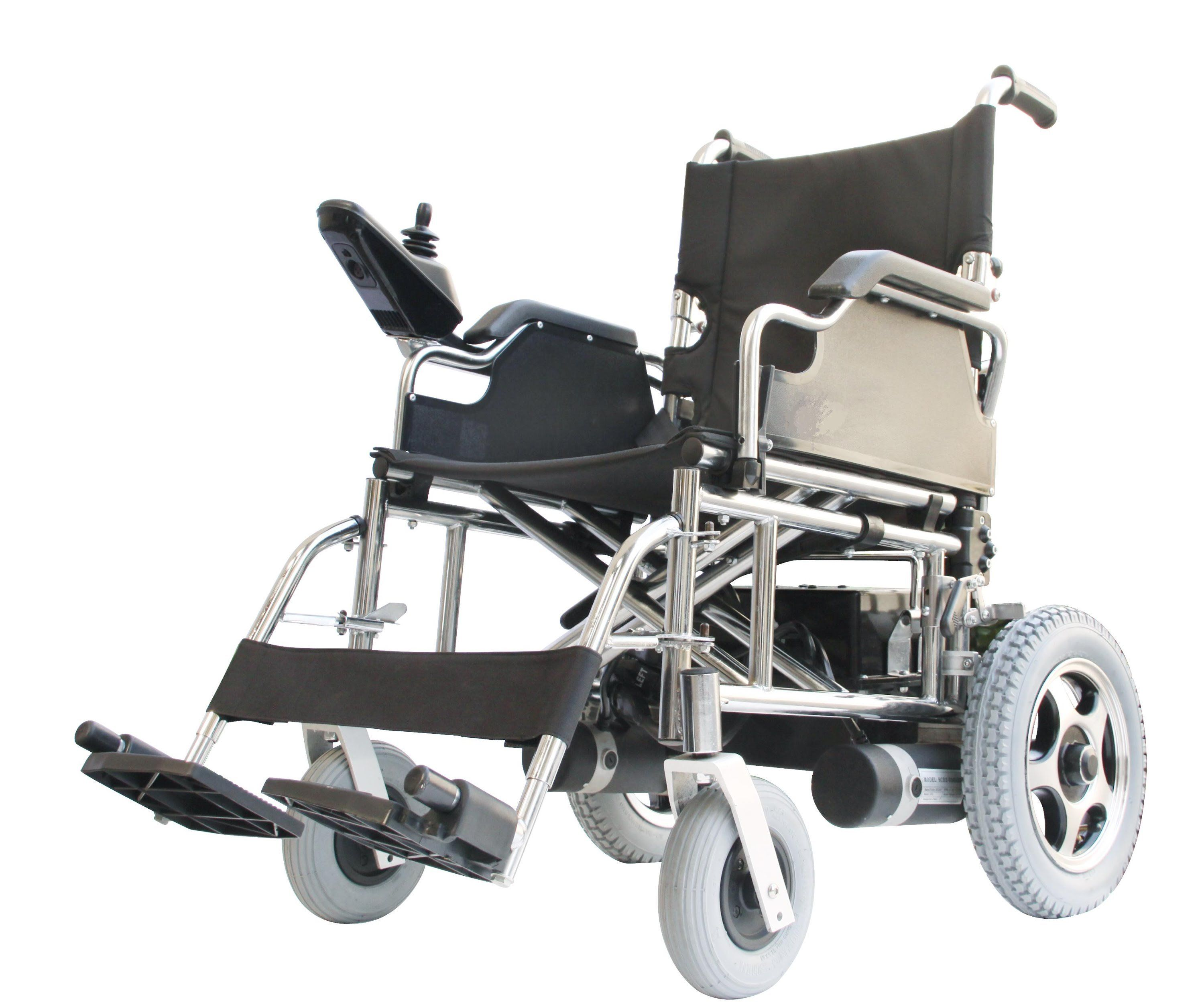 Pin by mahhal on Gadgets Folding electric wheelchair