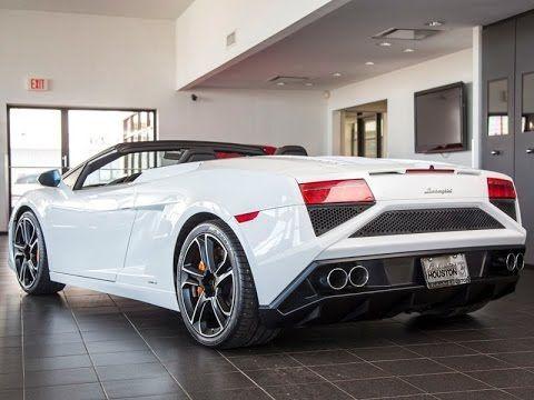 2013 Lamborghini LP560 4 Spyder E Gear PRICE