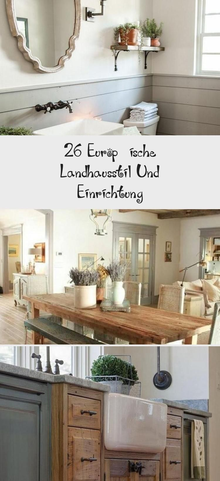26 European Country Style And Decor Decoration 26