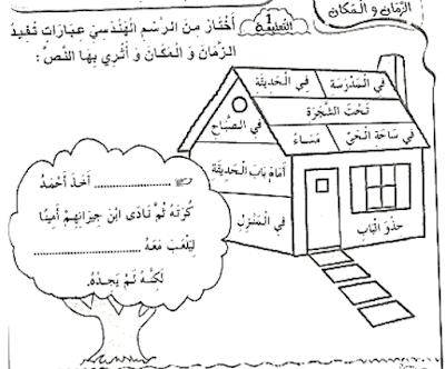 ملفات رقمية تمارين انتاج كتابي و عبارات شيقة لتلاميذ سنة2 Arabic Alphabet For Kids Arabic Kids Learning Arabic