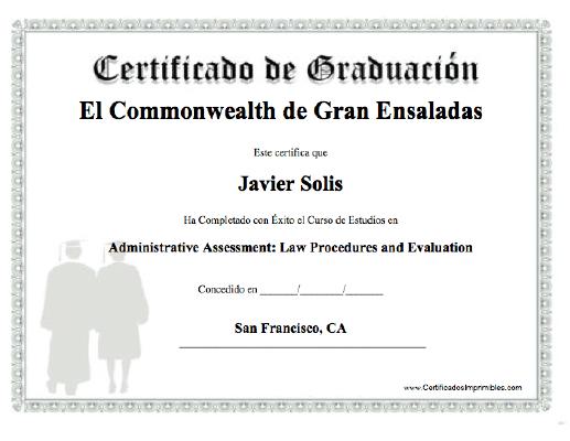 Certificado De Graduacion Formatos De Diplomas Diseno De Diplomas Certificados